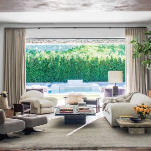 Take a Sneak Peek Inside Both Kylie and Kris Jenner's Los Angeles Homes