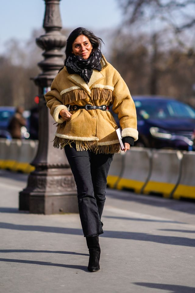 French Fashion Muses Show Us How to Pull Off This Season's Biggest Trends