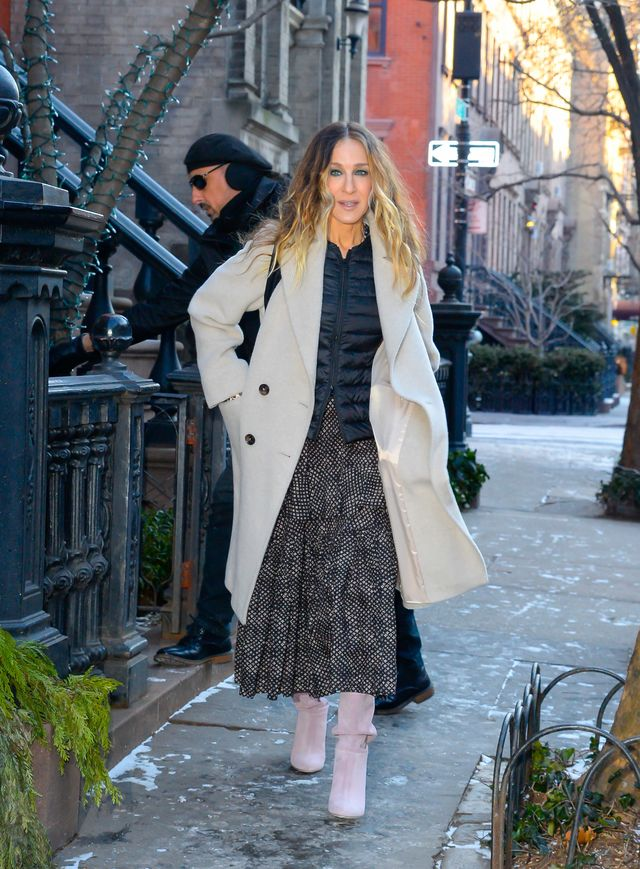 Sarah Jessica Parker Is Our 40s Fashion Muse