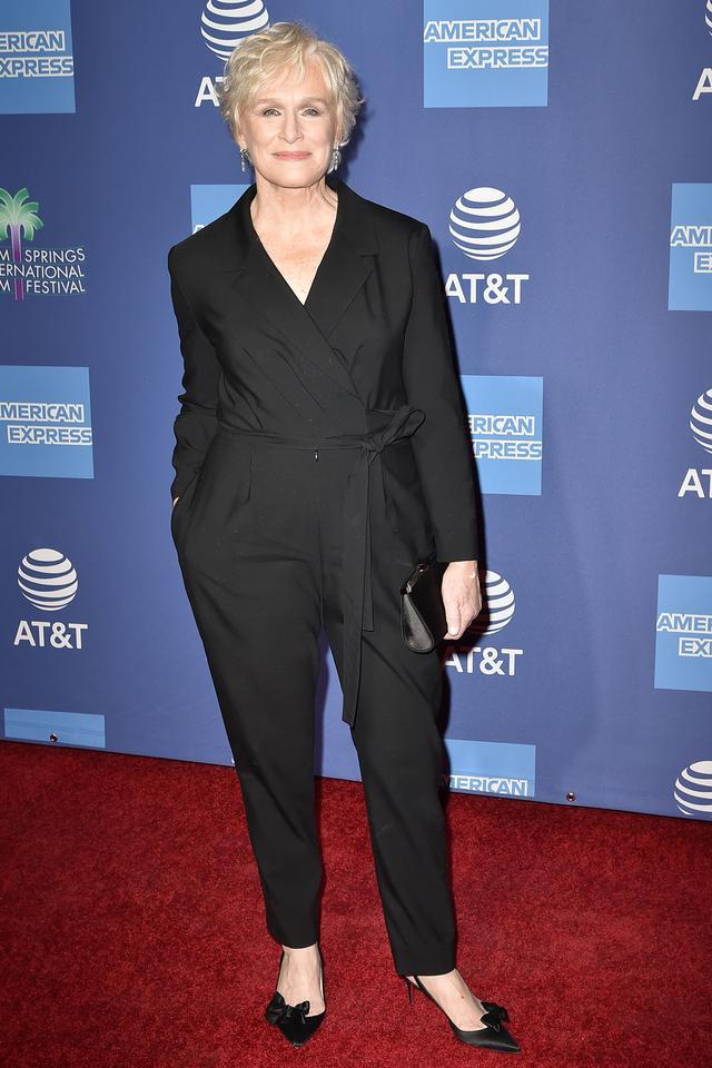 Glenn Close suits