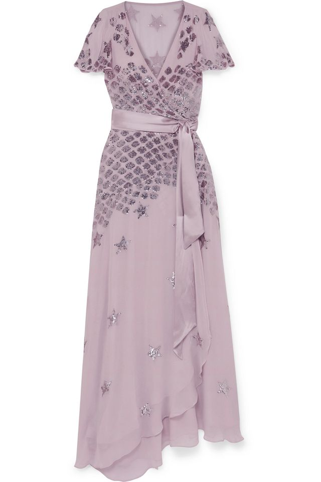 Temperley London Scarlet Dress