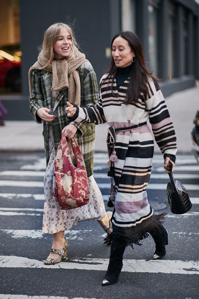 Latest Fall Winter Makeup Trends 2017 18 Beauty Tips Must: See The Latest New York Fashion Week Street Style Fall