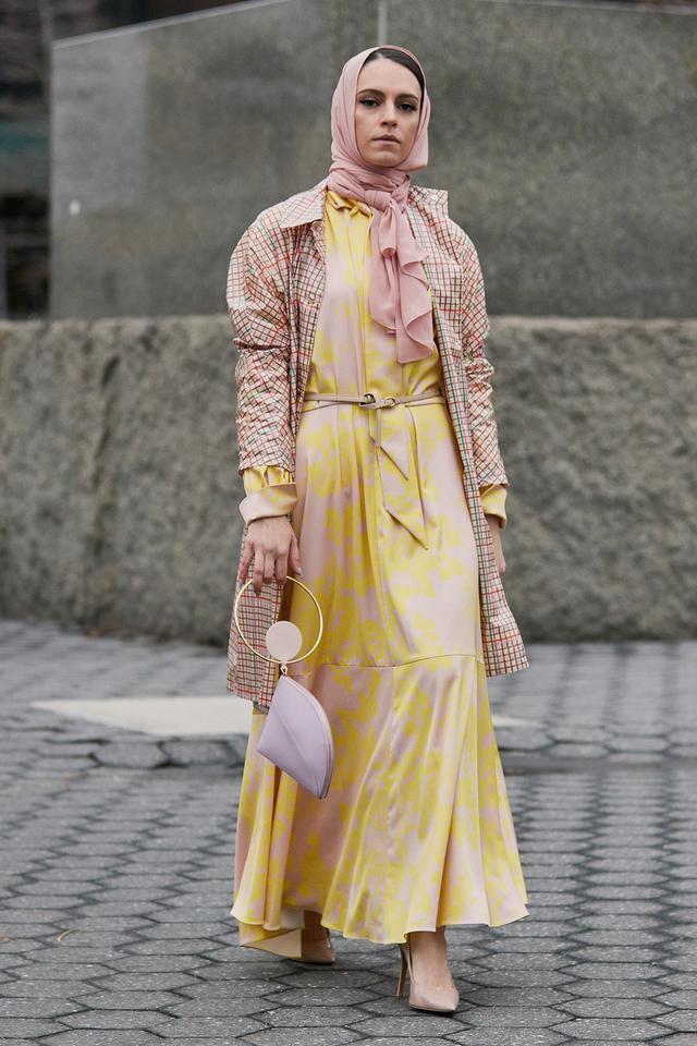 fall 2019 fashion week street style