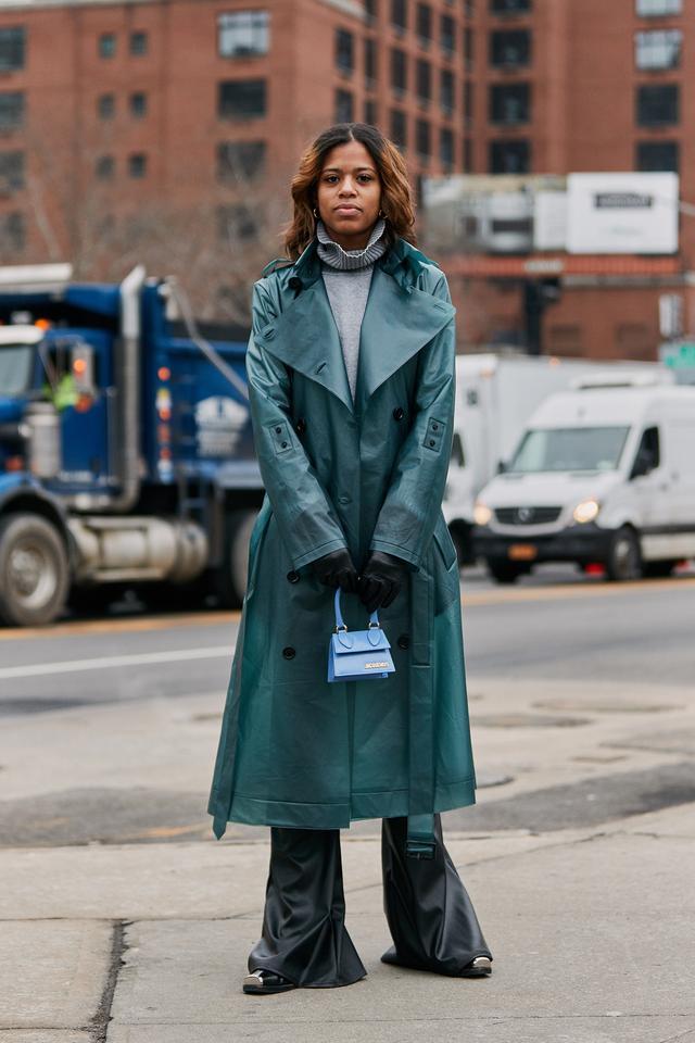 best New York street style fall 2019