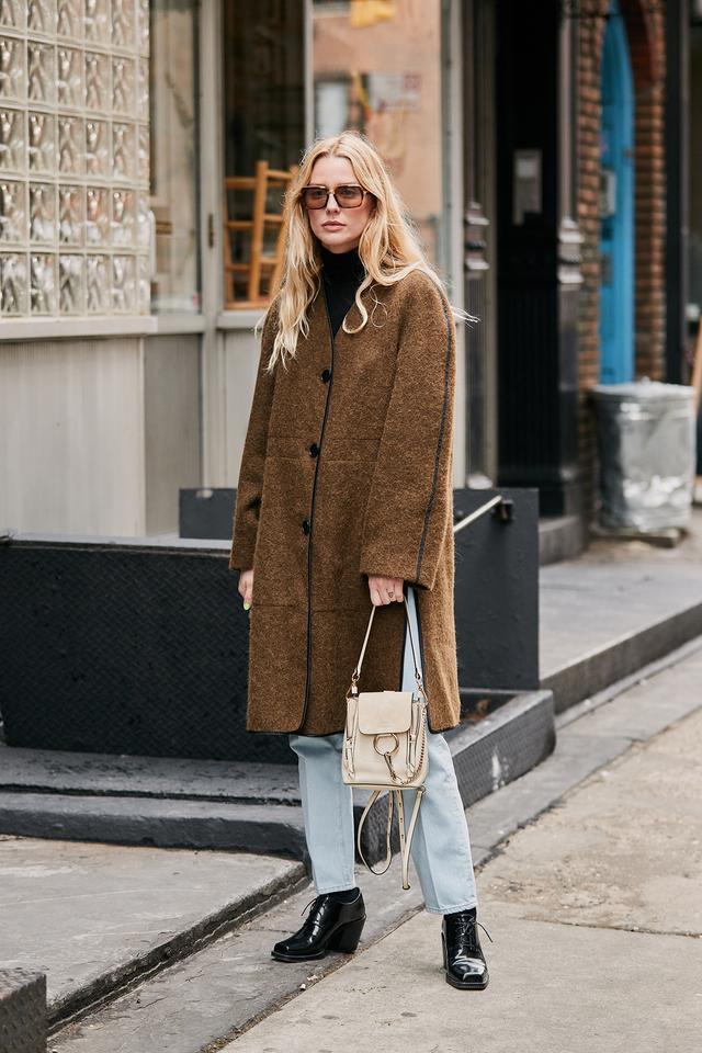 NYFW street style looks