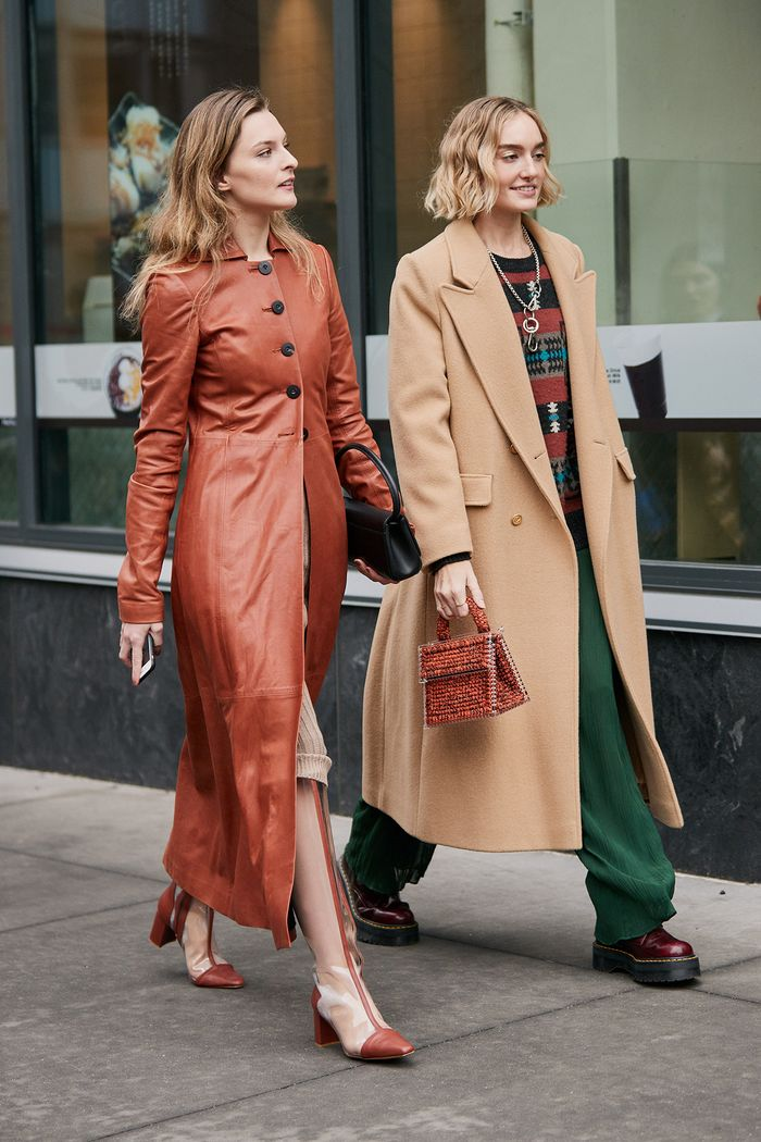 See the Latest New York Fashion Week Street Style Fall 2019