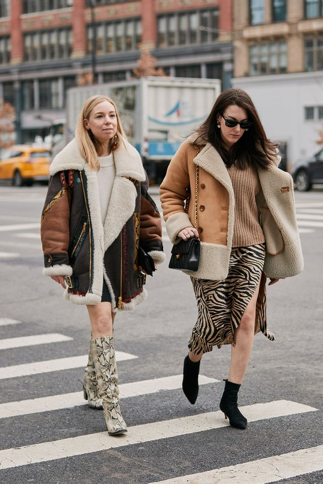 best New York street style