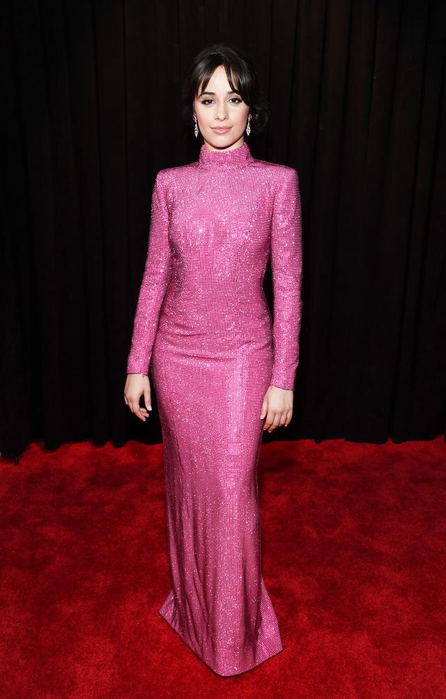 Camila Cabello at the Grammys
