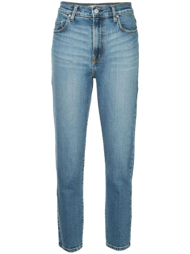 Nobody Denim Frankie Jean Ankle Comfort Heart