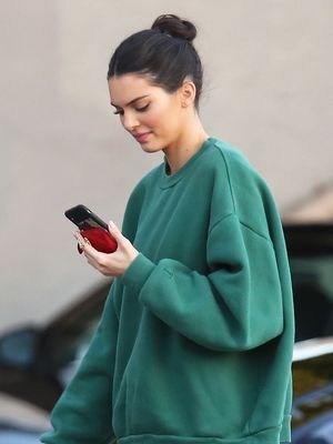 Don't Be Afraid to Wear Your Boots Like Kendall Jenner Just Did—It's Cool Now