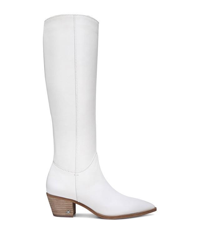 Sam Edelman Rowena Tall Slouchy Leather Boots