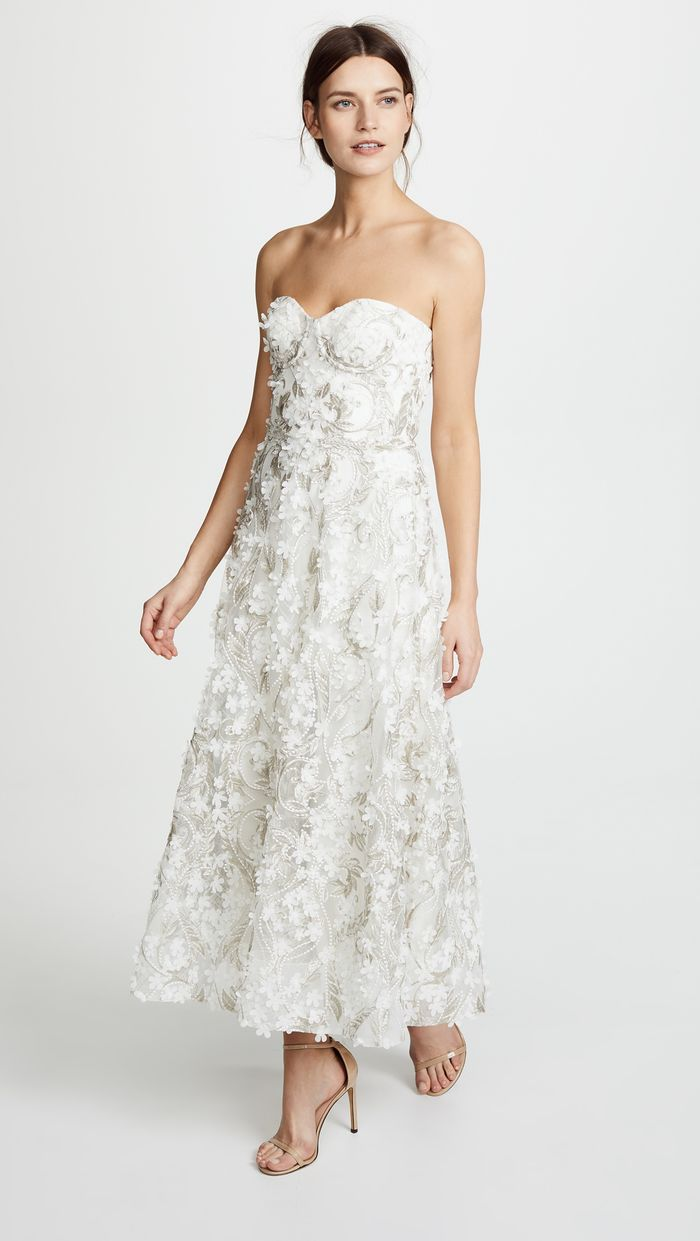 a0371ba7c8 The Most Popular Spanish Wedding Dress Trends Who What Wear