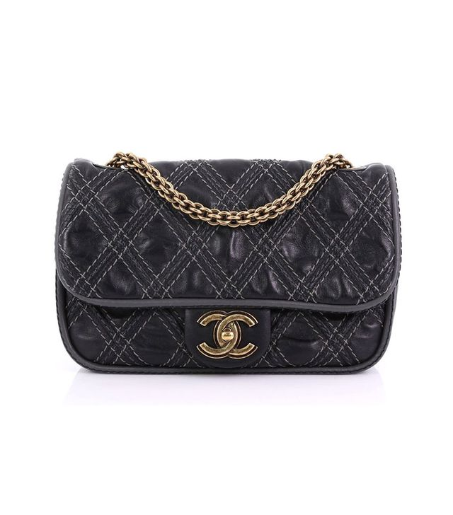 Chanel Triptych Flap Bag