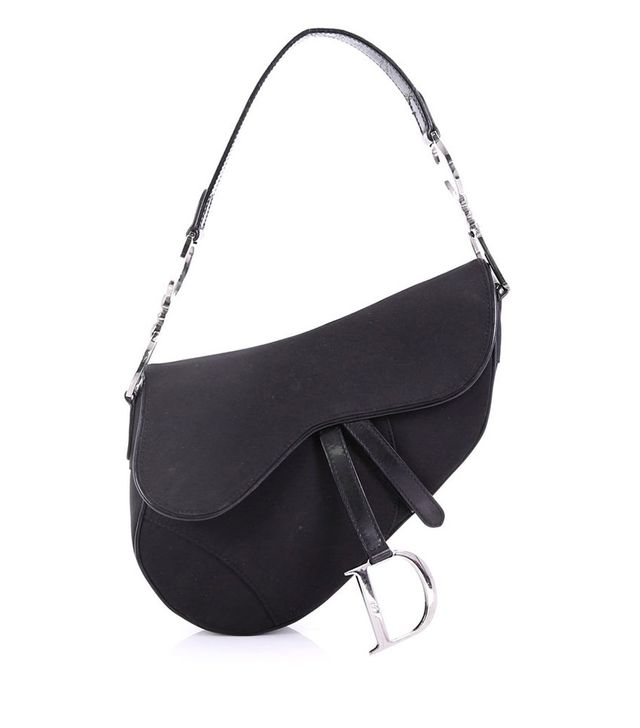 Christian Dior Vintage Saddle Bag