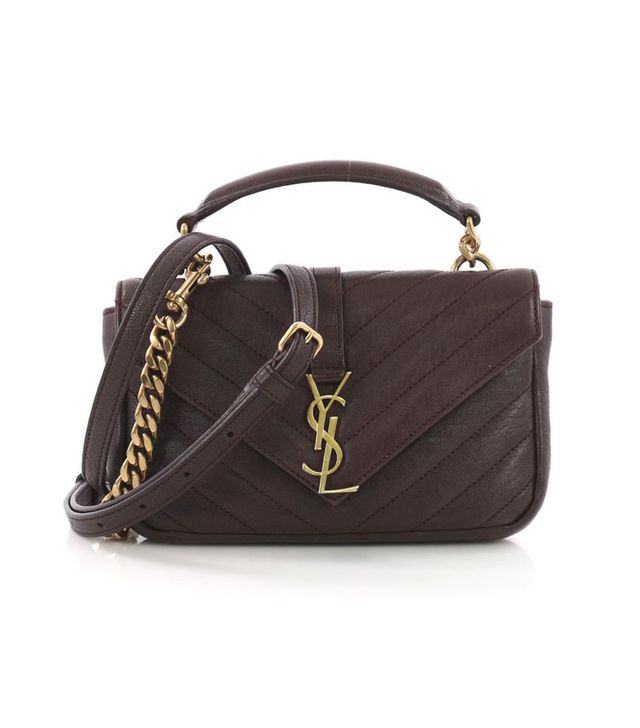 Saint Laurent Classic Monogram Chain Bag