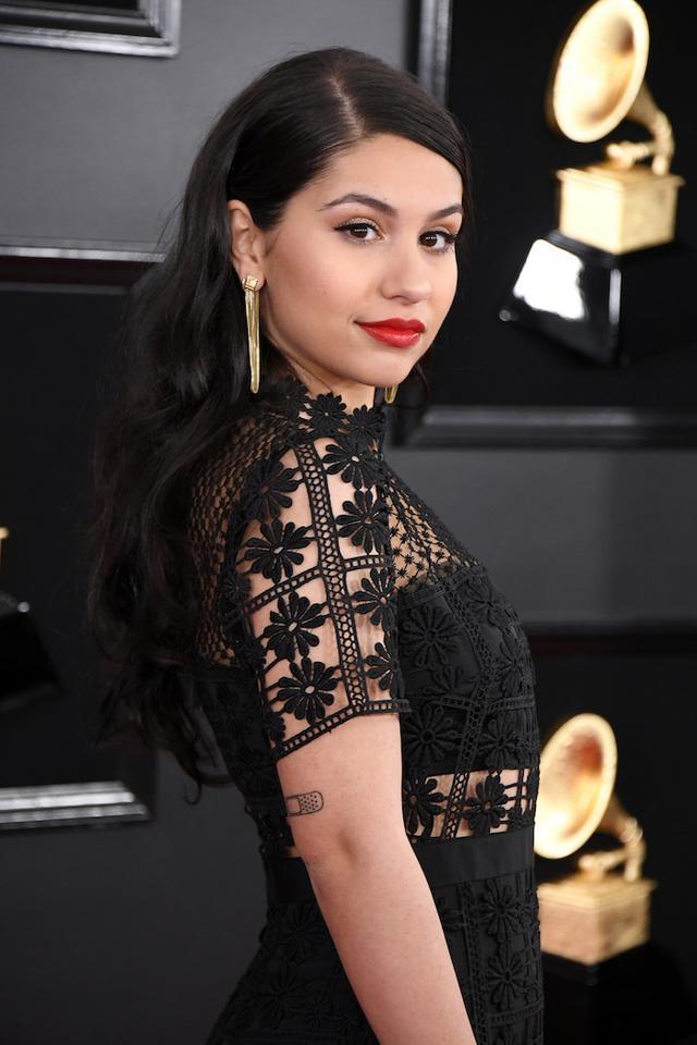 Alessia Cara at the 2019 Grammys