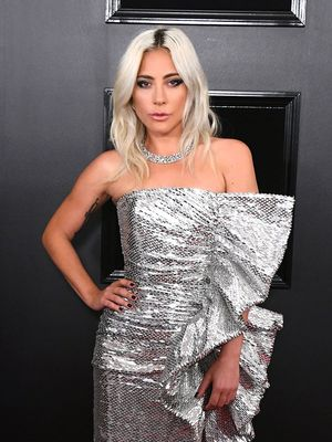 Not Kidding, Lady Gaga's Diamond Necklace Took Over 365 Days to Make