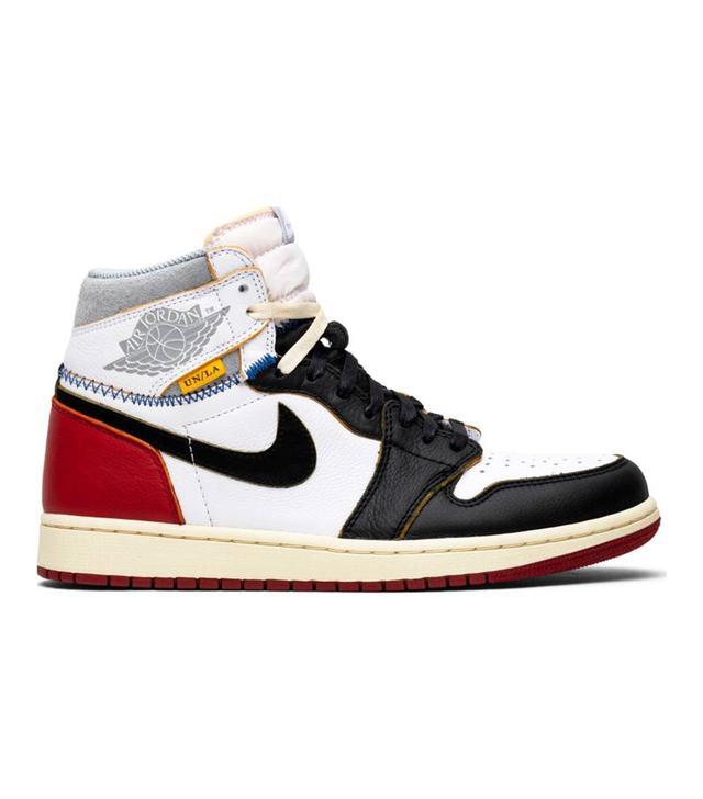 Air Jordan Union x Air Jordan 1 Retro 'Black Toe'