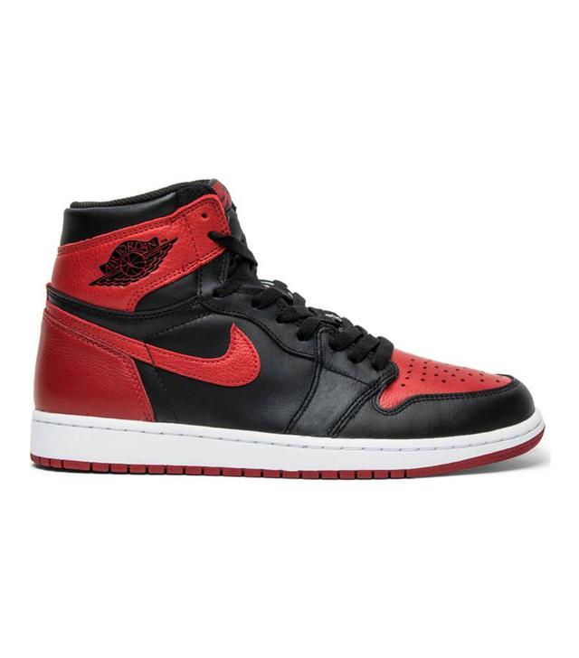 Nike Air Jordan 1 Retro High OG 'Banned' 2016