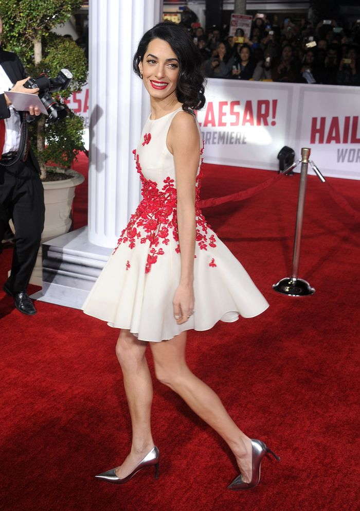 How to Get Amal Clooney's Glorious Shoe Collection | Who