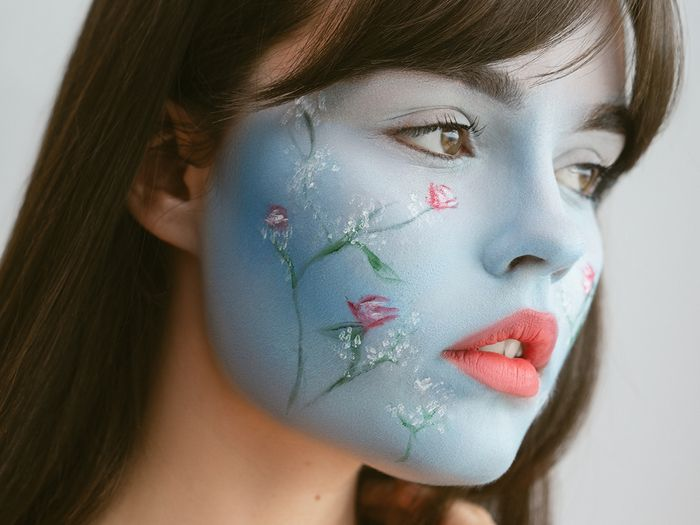 @BeautySpock Created 3 Looks for Us Inspired by Our Favorite S/S 19 Collections