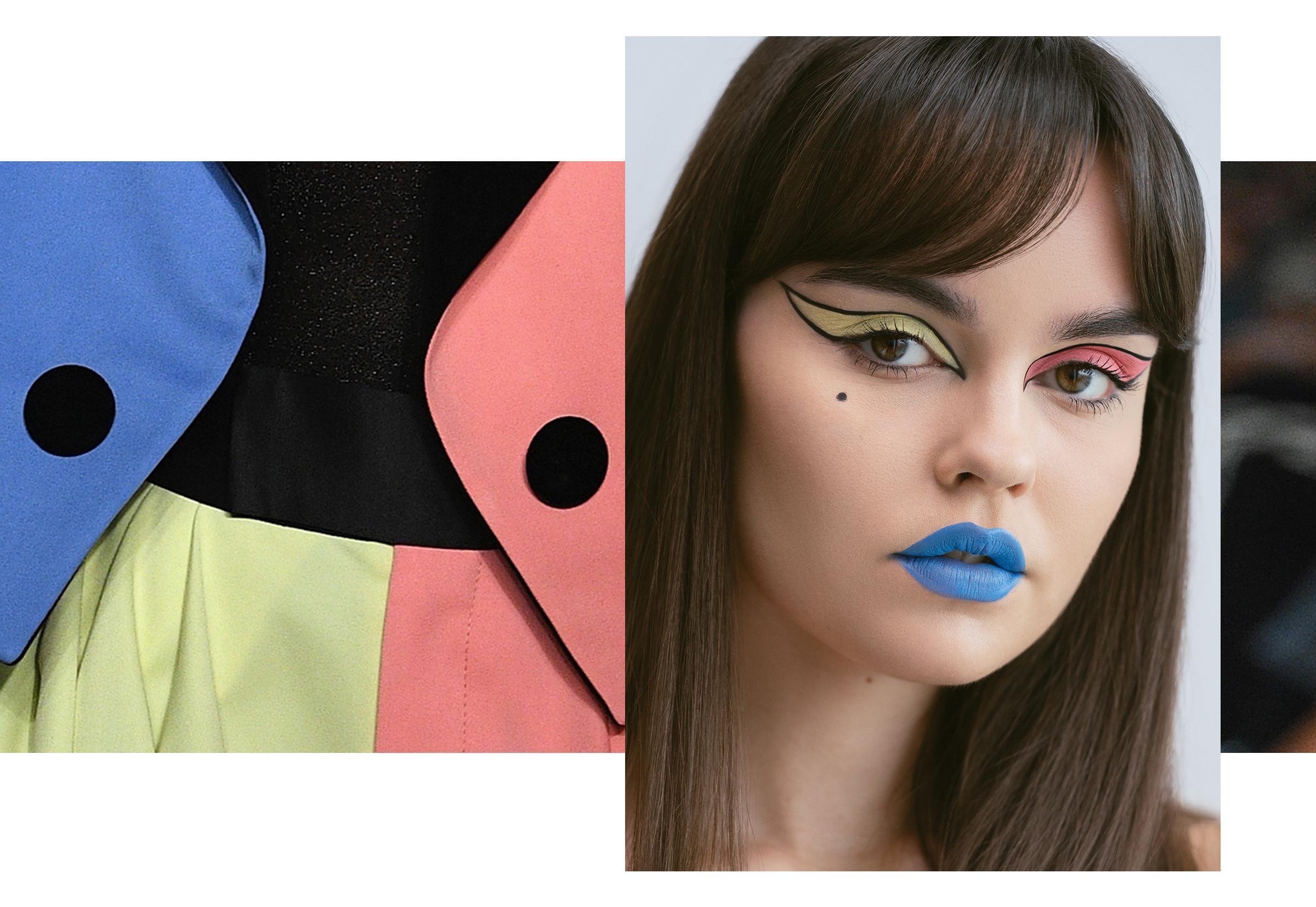Beauty Spock bold makeup