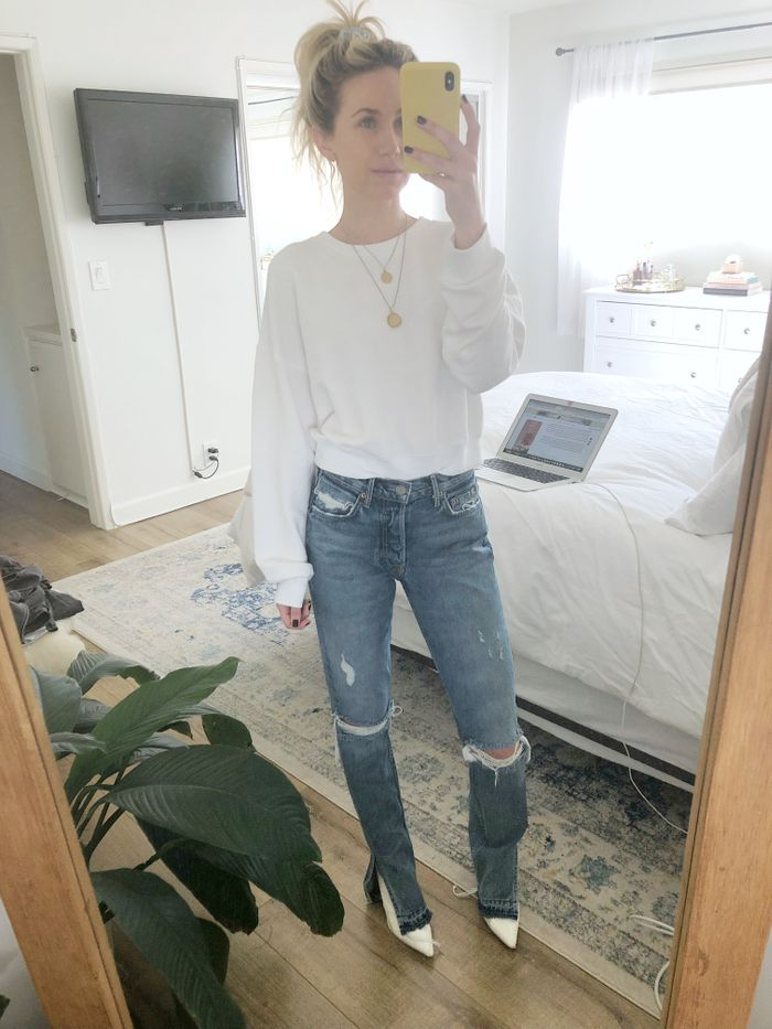 The Basic $58 Top That Earns Me the Most Compliments