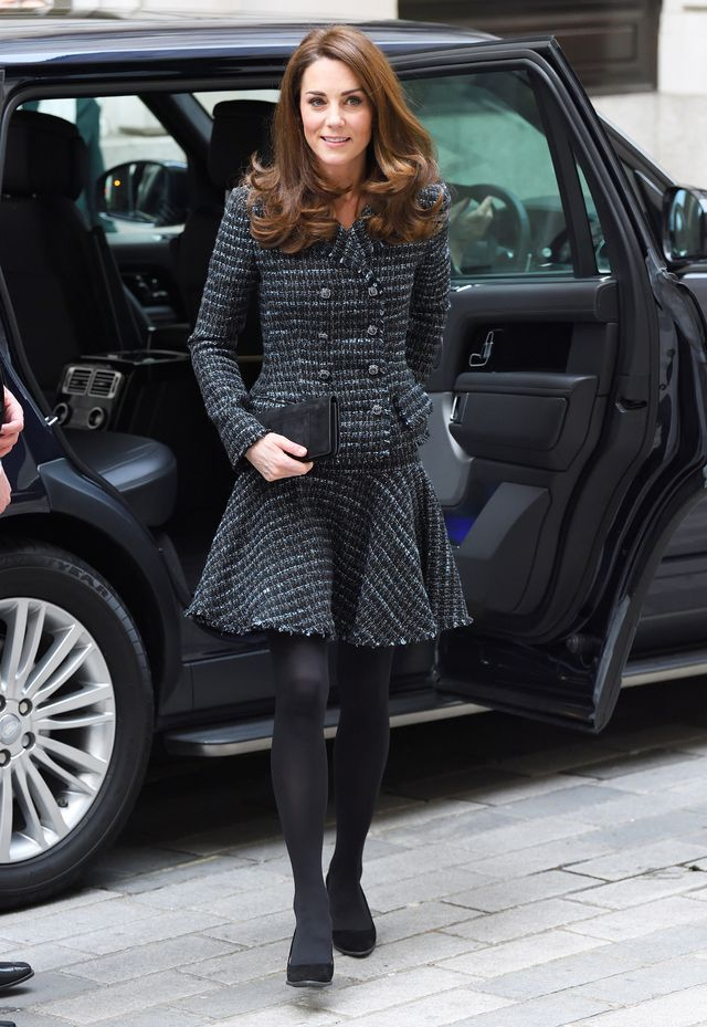 Kate Middleton's Favorite Royal Trend