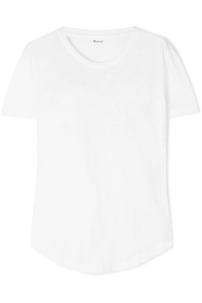 The 3 Best White T Shirt Brands That Are Editor Approved Who What Wear