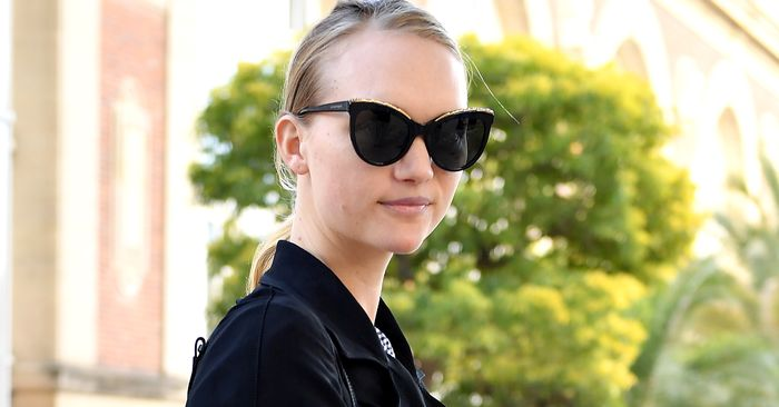 5a735e1cb532 Gemma Ward Opens Up About Her Early Career Struggles | Who What Wear
