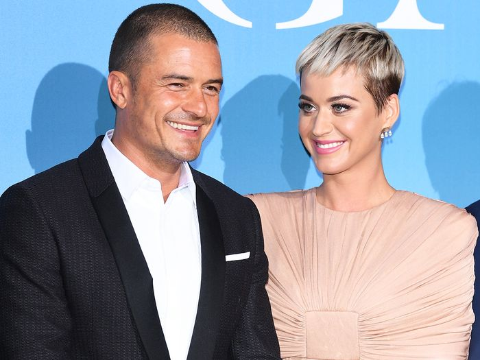 Katy Perry and Orlando Bloom Are Engaged—See the Stunningly Unique Ring
