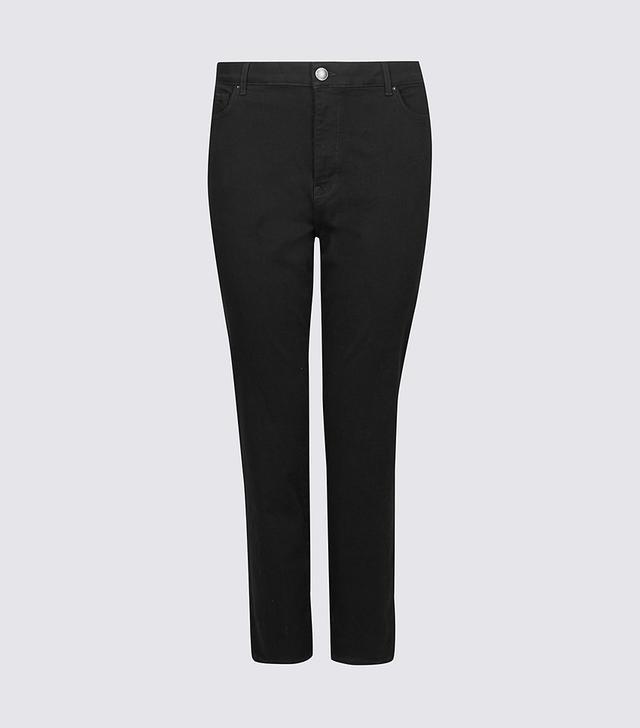 Marks & Spencer Curve 360 Contour High Waist Straight Jeans