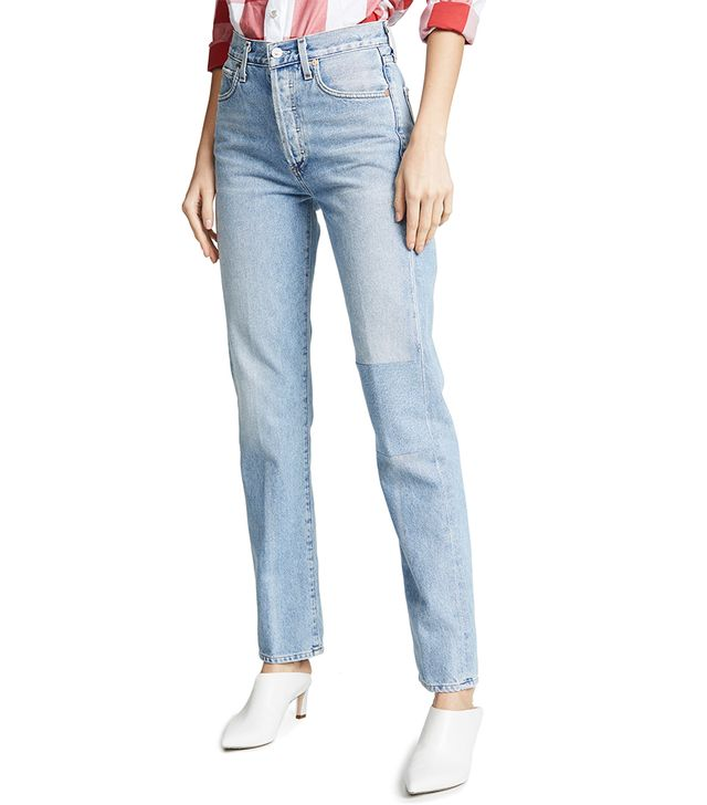 Citizens of Humanity Campbell High Rise Relaxed Straight Jeans