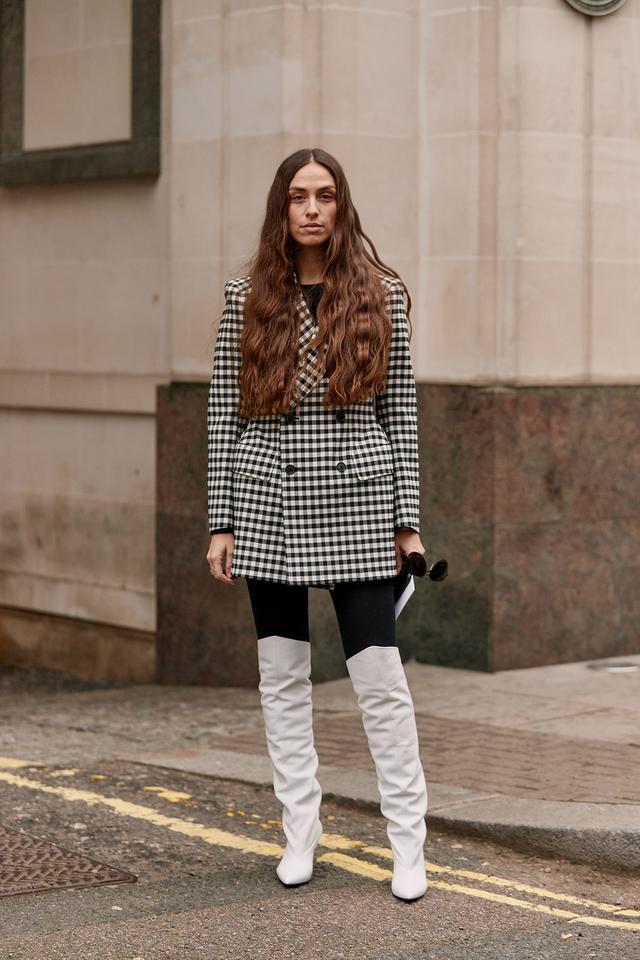 fashion week street style fall 2019