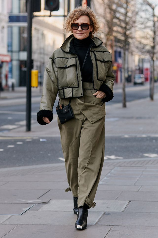 best street style outfits from London