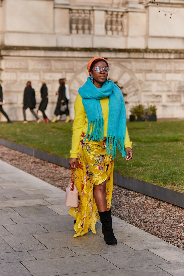 street style looks from London