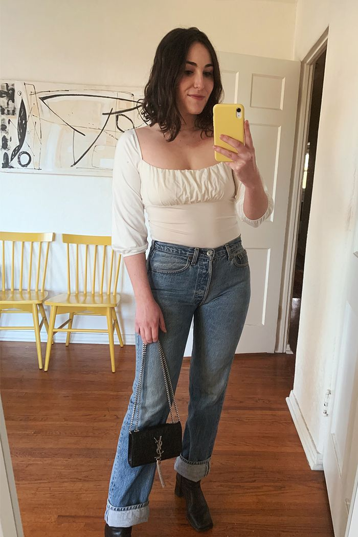 4f487a8e0b The 5 Best Tops for Jeans