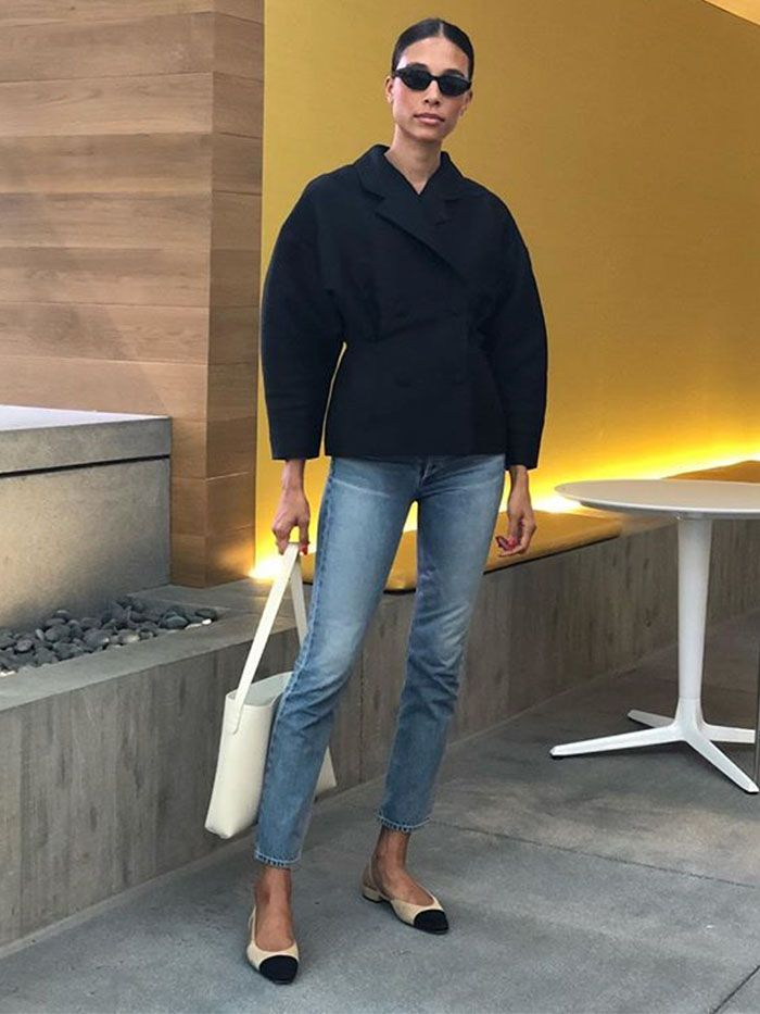 af11f376b83 6 Updated Fashion Basics That Look Cool With Skinny Jeans