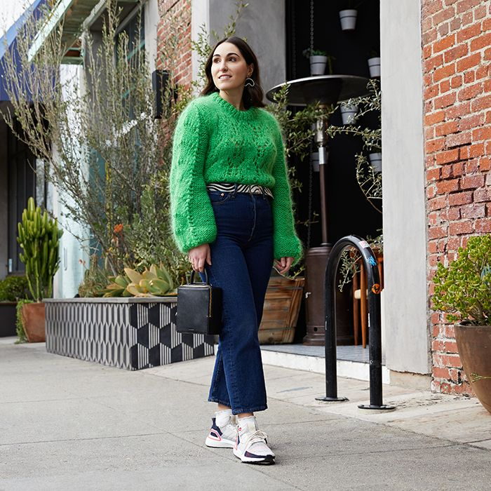 ac932f199c702 The Best Spring Sneaker Outfits for 2019