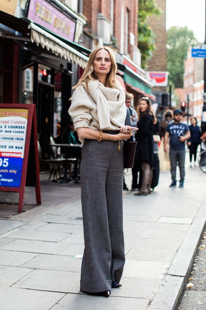 The Layering Sweater Trick That Makes Every Outfit Cooler