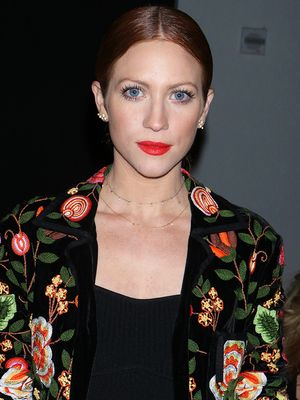 Brittany Snow's Engagement Ring Isn't