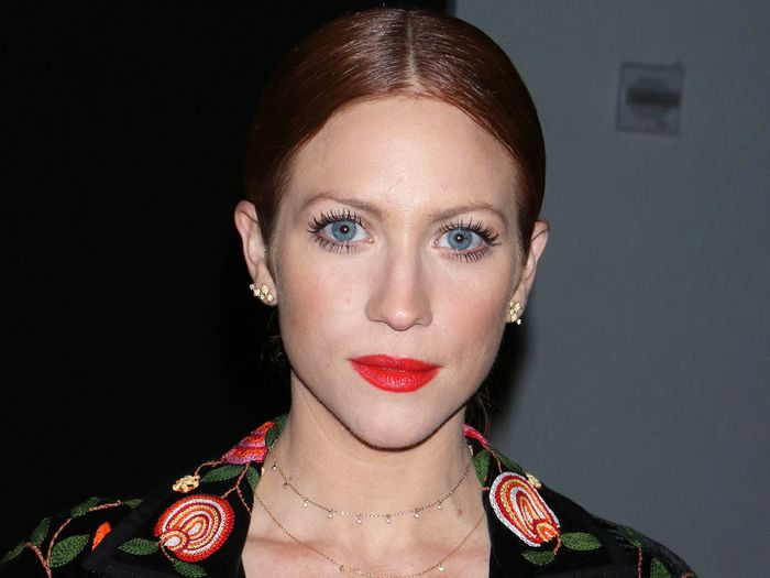 "Brittany Snow's Engagement Ring Isn't ""Trendy,"" But It's Breathtaking"