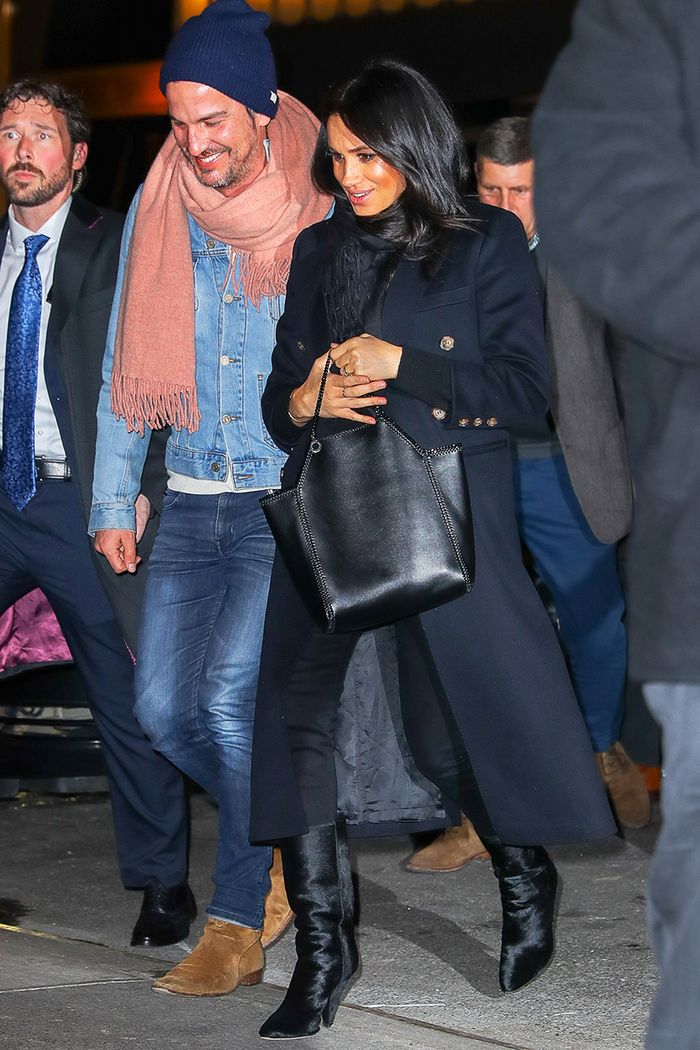 The Boots Meghan Markle Just Wore in NYC Are Worth Every Cent—Here's Why