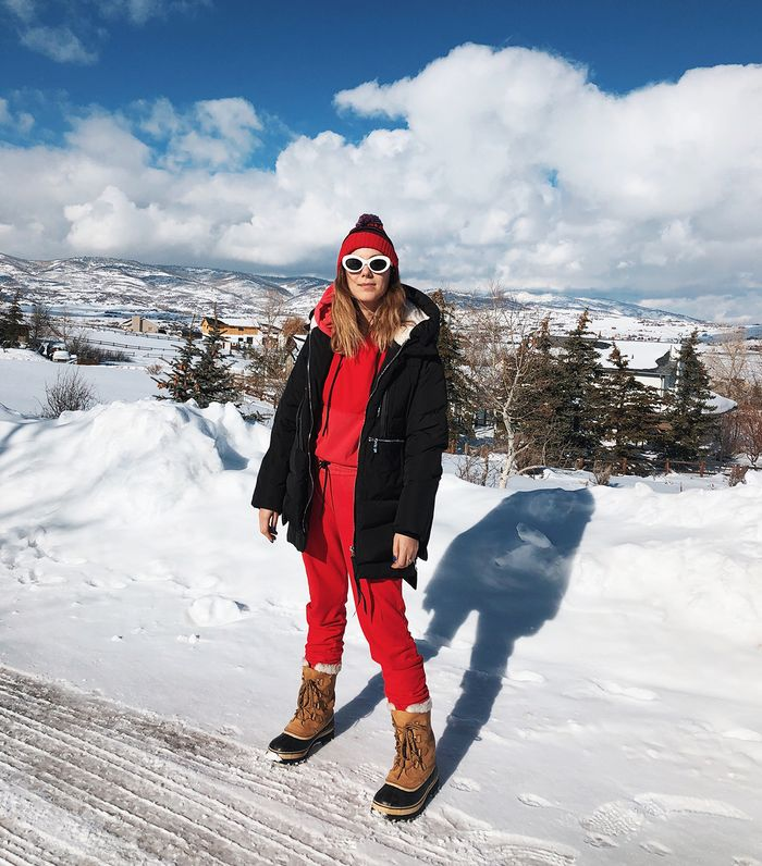 How I Crammed an Entire Ski-Vacation Wardrobe Into One Tiny Carry-On