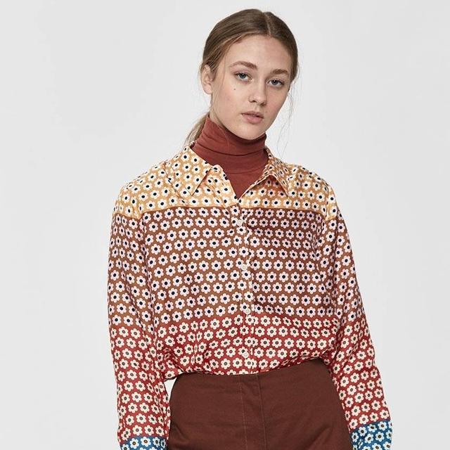 Stine Goya Maxwell Daisy Shirt