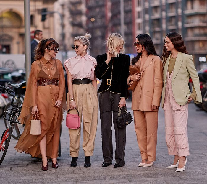 10 Totally Wow Street Style Outfits From Milan Fashion Week