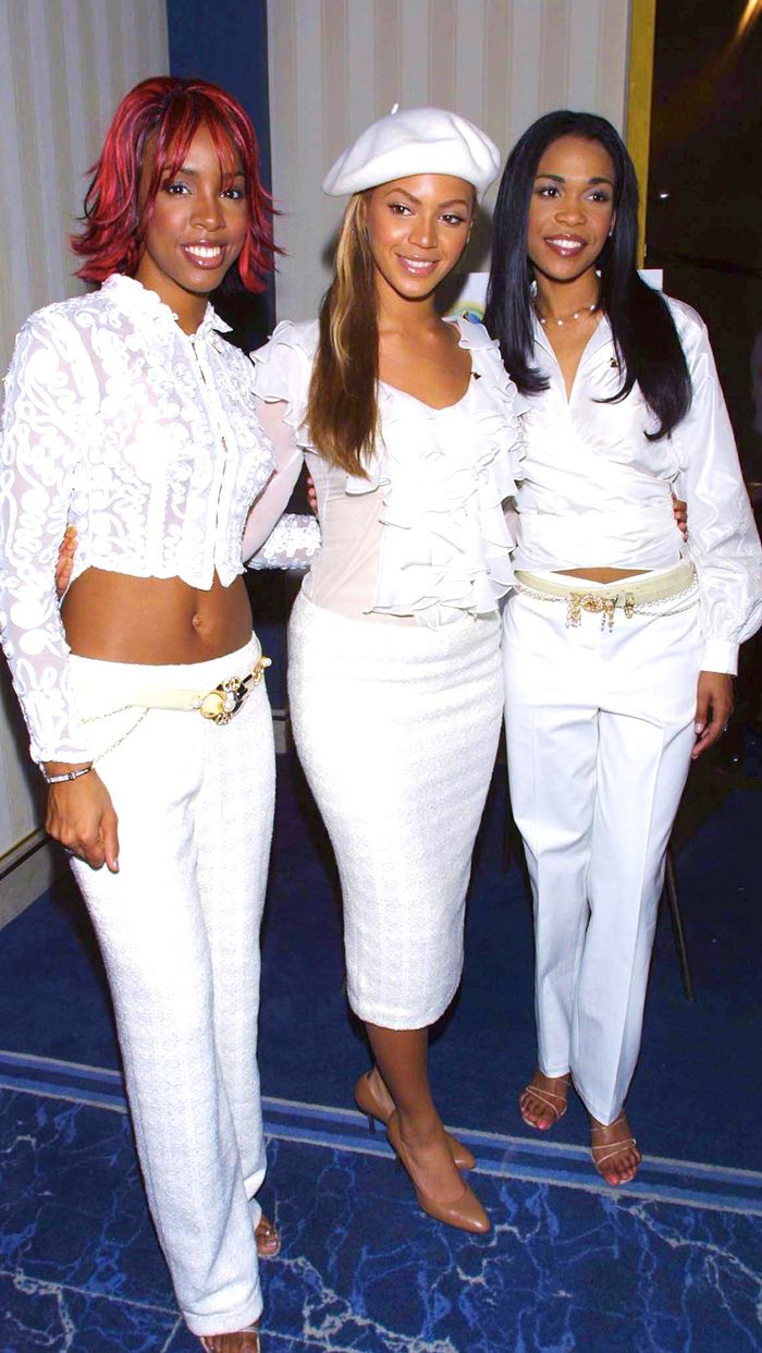 Destiny Fashion: The Best Destiny's Child Fashion Moments Of All Time
