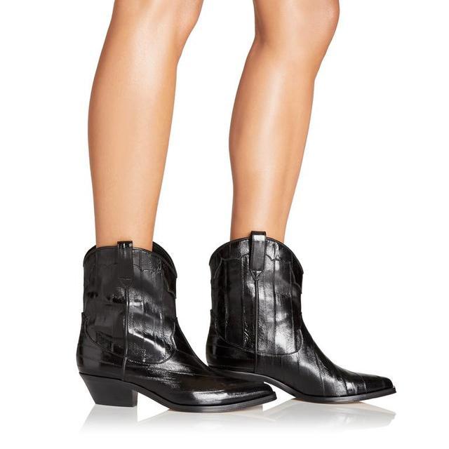 Tamara Mellon Rodeo Eel Boot