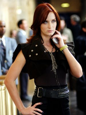 4 Essential Fashion Lessons From Emily Blunt in The Devil Wears Prada