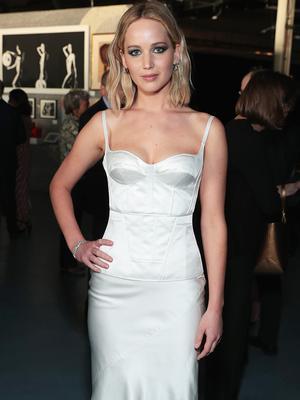 Jennifer Lawrence Finally Reveals Her Massive Engagement Ring